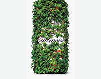 Budweiser Wrigley Field Ad