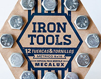 IRON TOOLS – Packaging