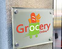 Grocery Online Logo