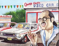 Owen Cash's Used Cars