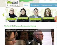 Wepad Project