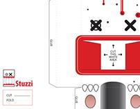 Stuzzi: Toothpick holder