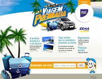 Website Viagem Premiada