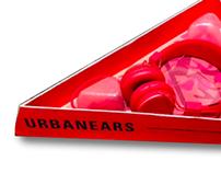 Urbanears packaging design