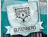 Estuche de Fundación Gutenberg