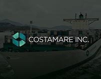 Costamare Inc. Rebranding