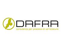 Dafra logo design