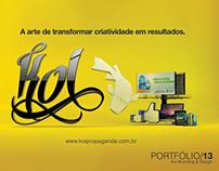 Koi Branding e Design - Portfolio Print