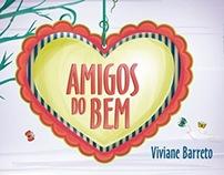 CD Infantil Amigos do Bem