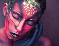 Body Art works in collaboration with Incarda DesEYEn