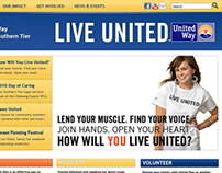 United Way of the Southern Tier Website