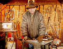 Curtis Green - Blacksmith