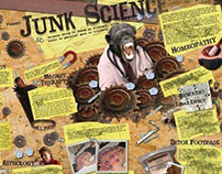 Teacher's Discovery Junk Science