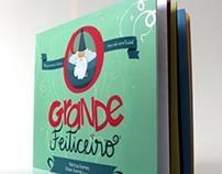 Livro O Grande Feiticeiro (children book)