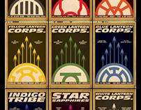 Lantern Corps. Series