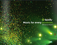 Spotify Annual Report