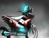 K2KL Honda motorcycle contest 2013