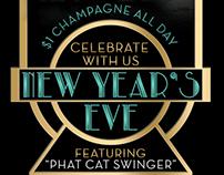 New Years Eve 2014 Theme