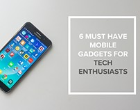 Must have Tech Gadgets
