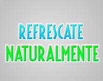 """Refrescate Natural Mente """"Nuevo Tonicol"""""""