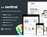 Sentinel - Responsive Multi-Purpose Theme