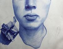 自畫像/Self-portrait