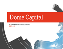 Dome Capital Font