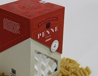 Via Roma: 3 Pasta Package System