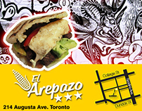 The first Banners for Facebook and Twitter, ArepazoTO.