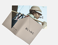 BLANC lookbook 2015