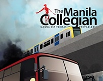 The Manila Collegian Volume 27 Number 6 Front Cover