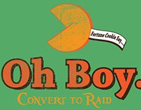 Convert to Raid - Oh Boy