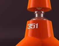 «351» Vodka