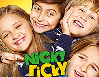 Nickelodeon Key Art