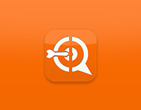Dart App Icon Concept