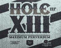 Hole nr.XIII