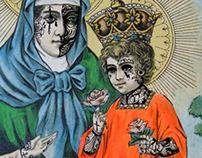 tattooed Mary