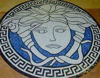 Glass Mosaic Projects
