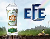 Efe Organic Website'2008