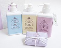 Branding and Packaging for Baby Product