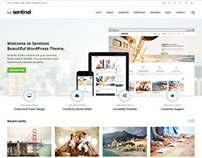 Sentinel WordPress Theme