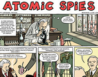 Atomic Spies