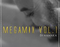 DJ Hamaka - MegaMix VOL.1