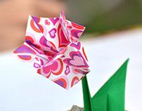 más origami