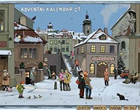 Advent calender 2013