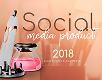 Social Media - Product for e-commerce