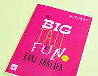 Burj Khalifa - Book of Facts