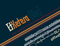 EtXetera Font