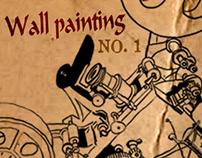 Wallpainting No.1.