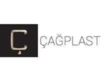 ÇAĞPLAST logo&corporate id WORK İN PROGRESS